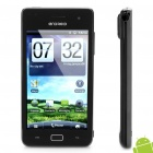 "i9100 Android 2.3 WCDMA TV Smartphone w/ 4.3"" Capacitive, Dual SIM, Wi-Fi and GPS - Black"
