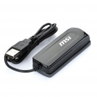 MSI A8 Mini Portable USB Documents Scanner - Black