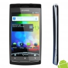 "LT18i Android 2.3 WCDMA TV Smartphone w/ 4.3"" Capacitive, Dual SIM, Quadband, Wi-Fi and GPS - Black"