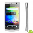 "LT18i Android 2.3 WCDMA TV Smartphone w/ 4.3"" Capacitive, Dual SIM, Quadband, Wi-Fi and GPS - Silver"