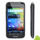 "Chang Jiang A007 Android 2.3 WCDMA TV Smartphone w/ 4.0"" Capacitive, Dual SIM, Wi-Fi and GPS - Black"