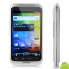 "Chang Jiang A007 Android 2.3 WCDMA TV Smartphone w/ 4.0"" Capacitive, Dual SIM, Wi-Fi and GPS"