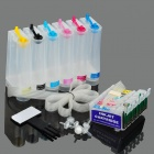 BLOOM 6-Color Printer Continuous Ink Supply System for Epson 1390