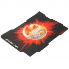 Cool Rubber Mouse Pad Mat - Black
