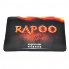 Rapoo Rubber Gaming Mouse Pad Mat - Black + Orange + Yellow