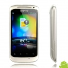 "G12 Android 2.3 WCDMA TV Smartphone w / 3,5 ""kapazitiven Bildschirm, Dual SIM, Wi-Fi und GPS - Silver"