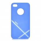 ROCK Stilvolle Protective PC Back Case für iPhone 4S
