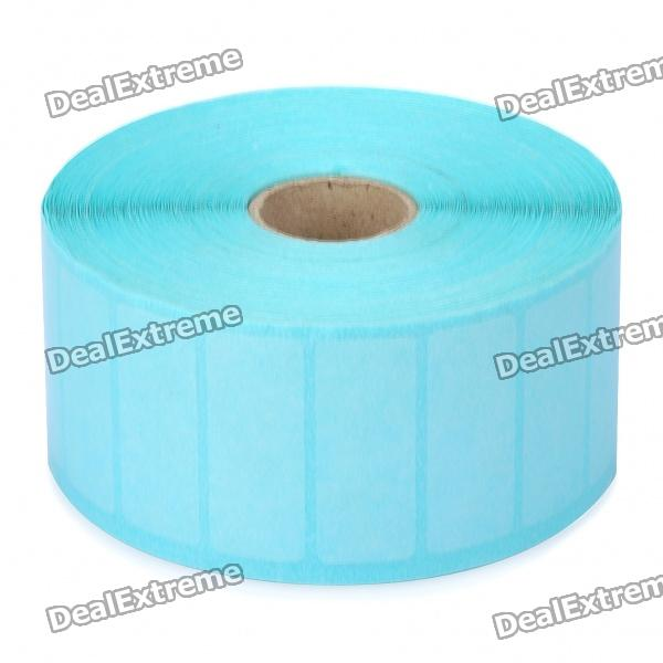 Self Adhesive Barcode Label Roll (40 x 16mm / 2500-Piece Per Roll)