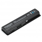 Replacement DV4 Compatible 10.8V 4800mAh Battery Pack for HP Pavilion DV4 + More