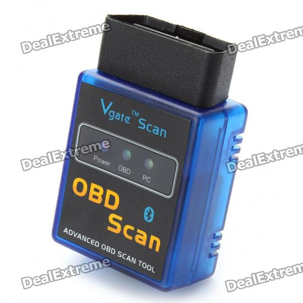 ELM327 v1.5 Wireless OBD Scan Tool car obd scan diagnostic interface scan tool blue