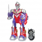 Ultraman Shaped Infrared Remote Control Robot Toy w/ Sound &amp; Lighting Effects (4 x AA / 3 x AA)