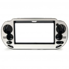 Protective Aluminum Cover Case for PS Vita - Silver