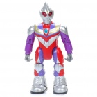 Ultraman Shaped Walking Robot Toy w/ Sound & Lighting Effects (2 x AA)