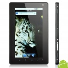 "TM70083G 7.0"" Capacitive Touch Screen 800MHz Table PC w/ GPS / SIM / TF - Black (4GB TF)"