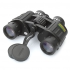 Portable 8X 42mm Binoculars w/ Carrying Pouch - Black
