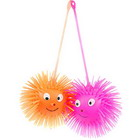 Glow-in-the-Dark Soft Urchin Stress Relievers (2-Pack/Small)
