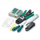 11-in-1 Telecommunications Maintenance Tools Set