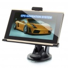 "5,0 ""Touch Screen WinCE 5.0 GPS Navigator mit FM / TF / Interner 4GB Nordamerika Karte (Champagne)"