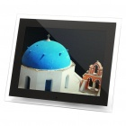"12"" TFT LCD Digital Photo Frame w/ Remote Controller / SD / CF / USB (1024 x 600)"