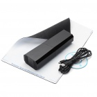 High Speed Folding Scanner with 4-LED White Light & Microphone