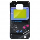 GameBoy Pattern Protective PC Back Case for Samsung i9100