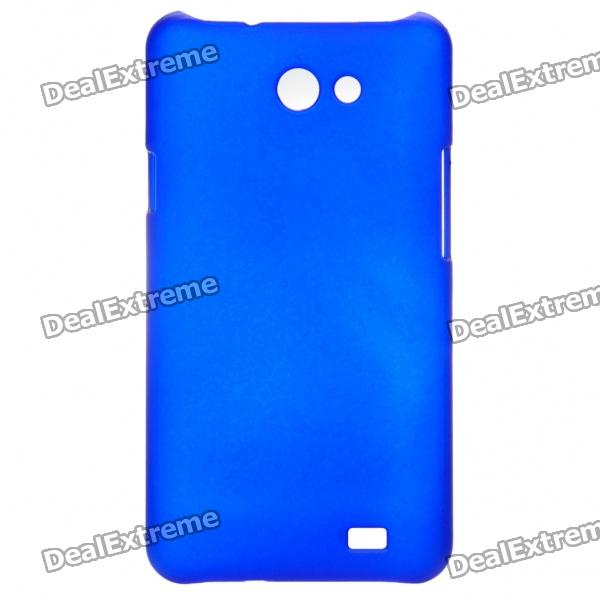 Protective PC Back Case for Samsung i9103 / Galaxy Z - Blue