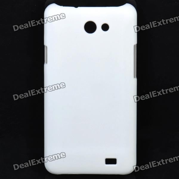 Protective PC Back Case for Samsung i9103 / Galaxy Z - White