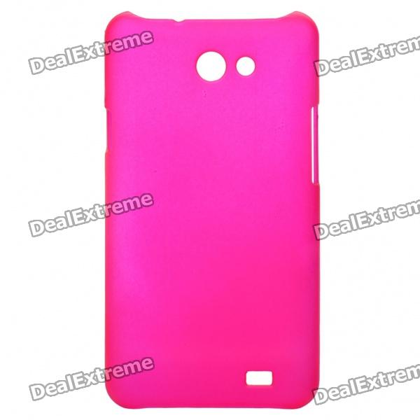 Protective PC Back Case for Samsung i9103 / Galaxy Z - Red