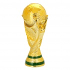 The FIFA World Cup Resin Trophy - Golden