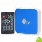 Jesurun J02 1080P Full HD Android 2.3 Network Media Player w / Dual USB / SD / HDMI / RJ45 / AV (2GB)