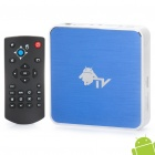 Jesurun J1 1080P Full HD Android 2.3 Network Media Player w / WiFi / Dual USB / SD / HDMI / LAN
