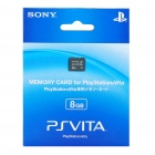 Genuine Sony Memory Card for PS Vita (8GB)