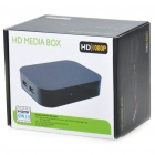 1080P Full HD Media Player w/ Dual USB / SD / HDMI / SPDIF / AV