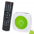 Jesurun ITV04 1080P Full HD Android 2.2 Network Media Player w / WiFi / Dual USB / SD / LAN / HDMI