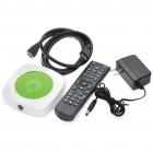 JESURUN ITV04 1080P Full HD Android 2.2 Network Media Player w/ WiFi / Dual USB / SD / LAN / HDMI