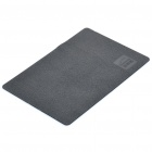 Auto Car Anti-Slip Silicone Pad - Black