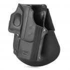 Tactical Military Gun Pistol Holster for G17 (Red + Black)