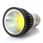 E27 5W 500-Lumen 7000K White LED Light Bulb (85~260V)