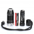 TR-J1 900LM 4-Mode White LED Diving Flashlight w/ Strap (1 * 18650)
