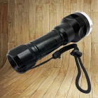 180LM White LED Diving Flashlight (1 x 26650)