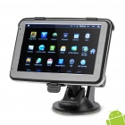 "5"" Touch Screen Android 2.3 Tablet PC w/ GPS Navigation / WiFi / TF (4GB)"