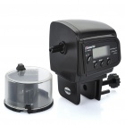 "RESUN AF-2009D 1.1"" LCD Automatic Aquarium Fish Feeder - Black"