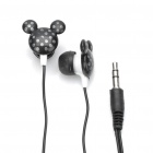 Mickey Mouse Style Earphone - Random Color (3.5mm Jack / 90cm-Cable Length)