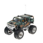 Mini R/C Rally Model Jeep