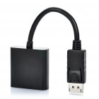 DisplayPort Male to VGA Female Adapter Cable (10CM-Length)