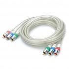Original DVD Component Video-Kabel - White (1,8 m-Kabellänge)