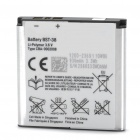 Designer's Replacement 930mAh Battery for Sony Ericsson W580 / R300 + More - White