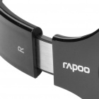 Rapoo H6060 Bluetooth 2.1+EDR Wireless Stereo Headset Headphone with Microphone - Black