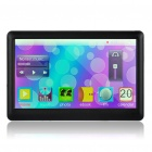 "5"" Resistive Touch Screen MP4 / MP3 Player w/ FM / TV-Out / TF - Black (4 GB)"