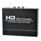 Playvision HDV-10 HDMI to AV CVBS Video Converter
